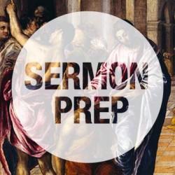 Sermon Prep | Authority over Nature