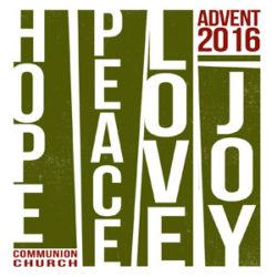 Advent 2016 // December 25