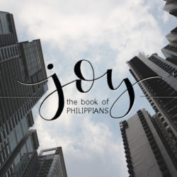 Joy...in partnership